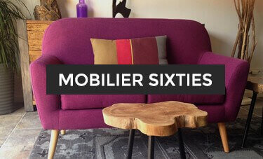 Mobilier sixties