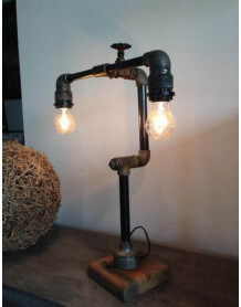 Lampe Plombier