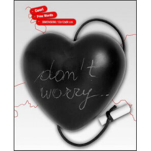 Message Heart