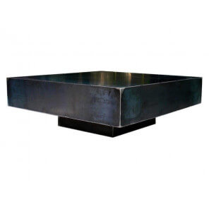 Low row steel table Metallica