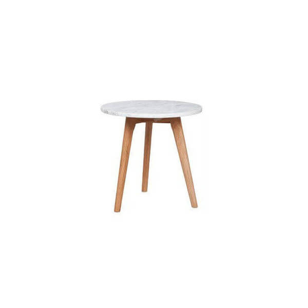 Marble danish table