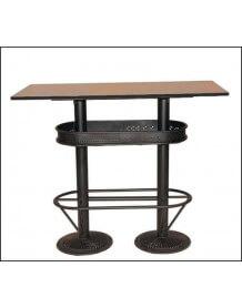 Table haute industrielle 110