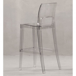 Tabouret transparent Easy 2164