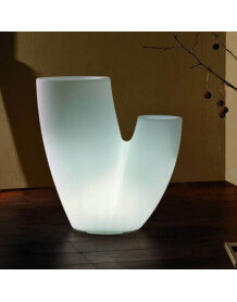 Luminous vase Sahara