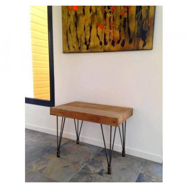 table d 39 appoint stockholm en bois de pin mobilier nature interieur chaud et design nordiste