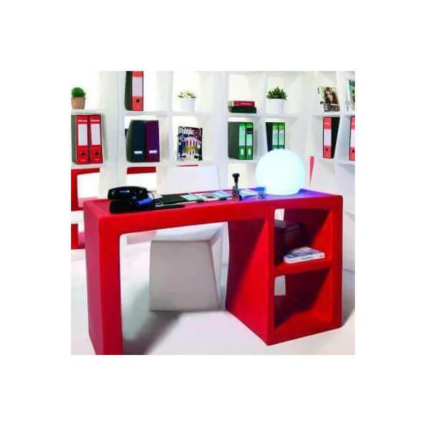 Square design desk