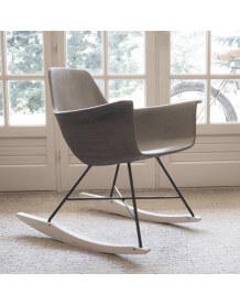 Rocking chair Beton