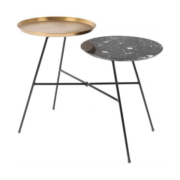 Table basse ronde Libra