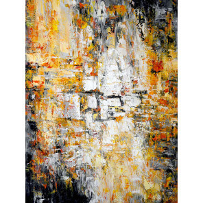 Abstract painting Cendror 04-17