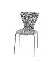 Design chair Graffiti by Keith Haring