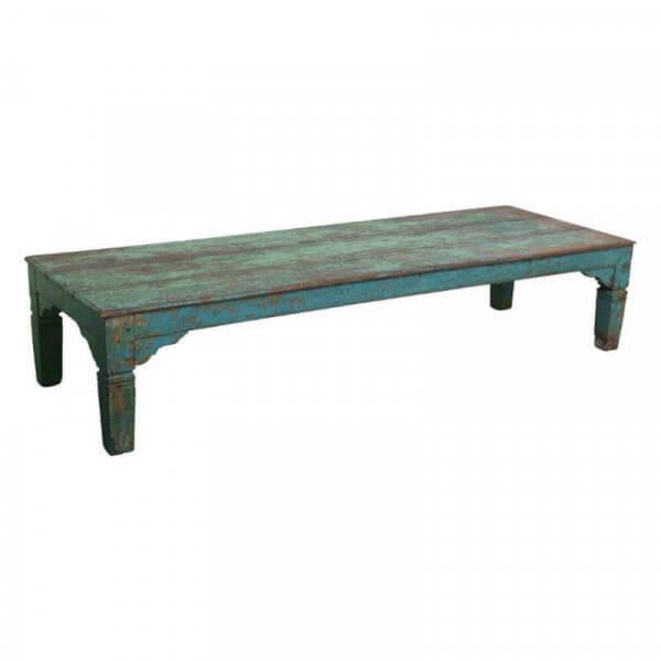 Table basse bois Ethnique