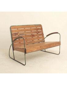 Vintage bench in Teak