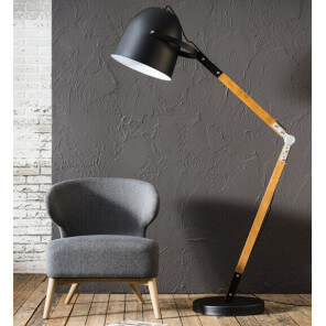 Big floor lamp Read