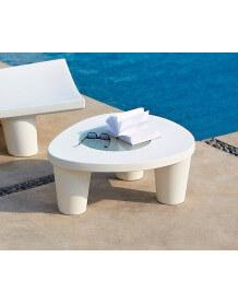 Table basse Slide blanc