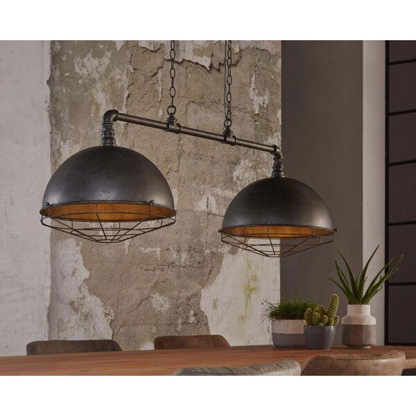 Triple industrial pendant lamp mozeypictures Images