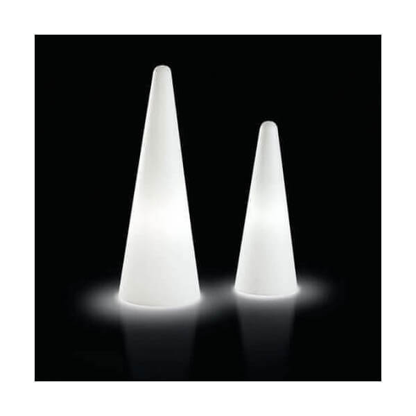 Outdour conic luminary