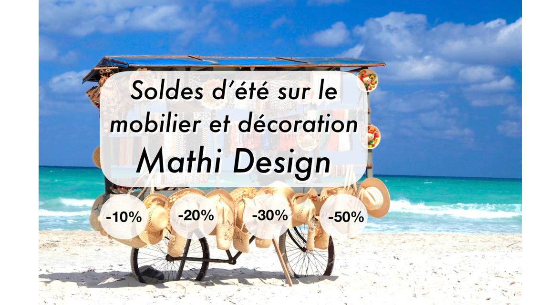 Soldes Mathi Design